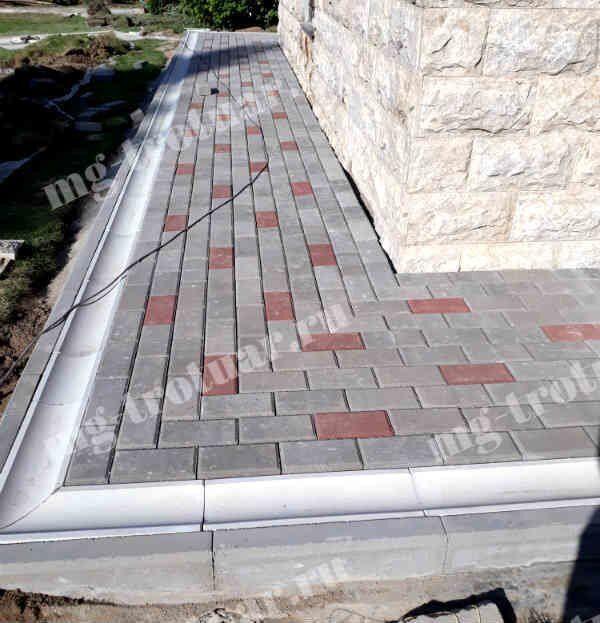 водоотводные лотки из бетона купить