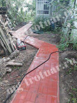 Плитка из бетона для дорожек купить москва жидкая резина для бетона на улице купить москва
