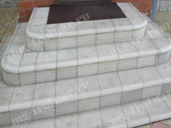 Ступени из бетона москва купить купить в орле бетон с доставкой